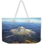 Mt. Adams In Washington State Weekender Tote Bag