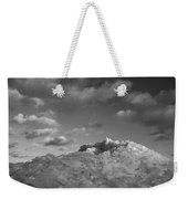 Mt. Chilly Weekender Tote Bag