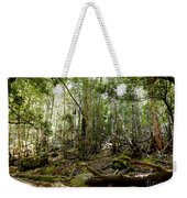 Mt Field Forest Weekender Tote Bag