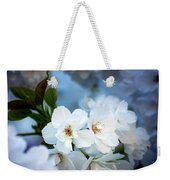 Mt. Fuji Cherry Blossoms Weekender Tote Bag