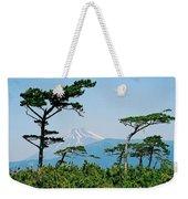 Mt. Fuji ... Weekender Tote Bag