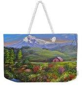Mt Hood Fantasy Farm Weekender Tote Bag