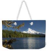 Mt Hood From Lost Lake Weekender Tote Bag