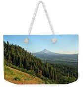 Mt Hood In The Distance Weekender Tote Bag