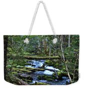 Mt Hood Wilds Weekender Tote Bag