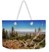 Mt. Howard, Wallowa Lake Weekender Tote Bag