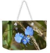 Mt. Lemmon Flower Weekender Tote Bag
