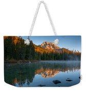 Mt. Moran From String Lake Weekender Tote Bag
