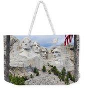 Mt Rushmore Entrance Weekender Tote Bag