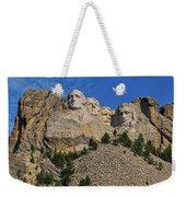 Mount Rushmore-2 Weekender Tote Bag