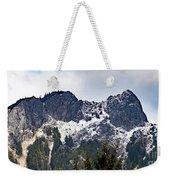 Mt. Si South View Weekender Tote Bag