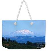 Mt. St. Helens Weekender Tote Bag