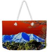 Mt Tamalpais From Another World Weekender Tote Bag