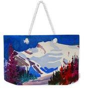 Mt. Wilson Weekender Tote Bag