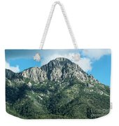 Mt. Wrightson Summit Weekender Tote Bag