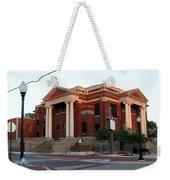 Mt Zion Baptist Church Weekender Tote Bag
