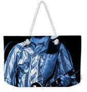 Mtb77#50 Enhanced In Blue Weekender Tote Bag