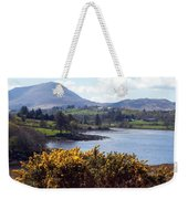Muckish ,irish Landscape  Weekender Tote Bag