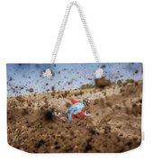 Mud Action Weekender Tote Bag