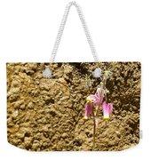 Mud Wall Weekender Tote Bag