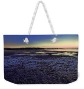 Muddy Beach Weekender Tote Bag