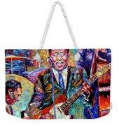 Muddy Waters And His Band Weekender Tote Bag