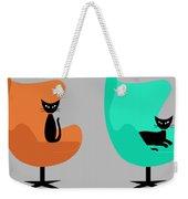 Mug Design With Egg Chairs Weekender Tote Bag