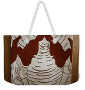 Mukama Atulabba - God Sees Us - Tile Weekender Tote Bag
