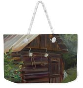Mulberry Farms Grainery Weekender Tote Bag