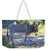 Mule In The Pasture Weekender Tote Bag