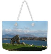 Mull And The Trossachs From Iona Weekender Tote Bag