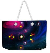 Multi-colored Constellation  Weekender Tote Bag