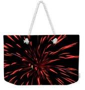 Multicolored Fireworks 2 Weekender Tote Bag