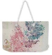 Multicolour Fern Weekender Tote Bag