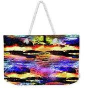 Multiple Underwater Sunsets Weekender Tote Bag