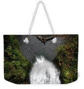 Multnomah Falls - 4 Weekender Tote Bag
