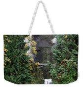 Multnomah Falls - 5 Weekender Tote Bag