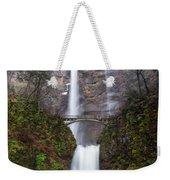 Multnomah Falls 3 Weekender Tote Bag