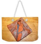Mum 4 - Tile Weekender Tote Bag