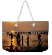 Mumbai Sunset Weekender Tote Bag
