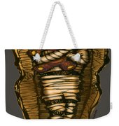 Mummy And Teddy Weekender Tote Bag