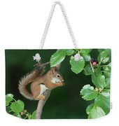 Munching Mulberries Weekender Tote Bag