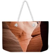 Mupltiple Openings Weekender Tote Bag