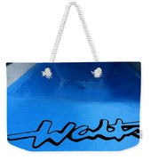 Mural For Walts Pizza Marion Il Weekender Tote Bag