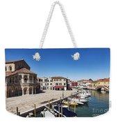 Murano Italy Weekender Tote Bag