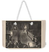 Murder Of Edith Cavell, First State By George Bellows 1882-1925 Weekender Tote Bag