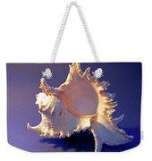 Murex Ramosus Seashell Weekender Tote Bag