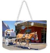 Muriel's Mule Weekender Tote Bag
