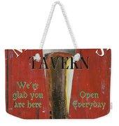 Murphy's Tavern Weekender Tote Bag
