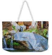 Murray Canyon Falls Weekender Tote Bag